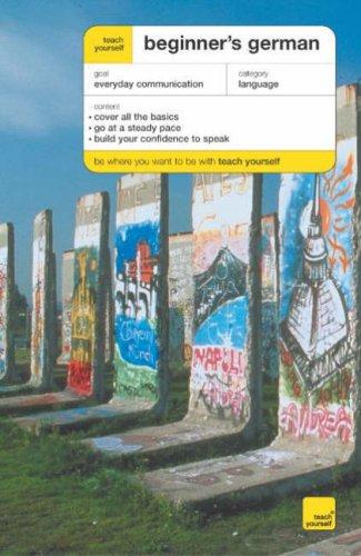 Teach Yourself Beginner's German (Teach Yourself Languages)