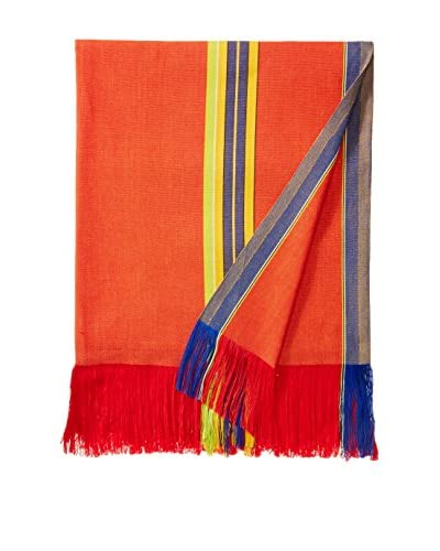 Nomadic Thread East African Throw, Red