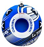 "O'Brien ""Le Tube Deluxe"" Inflatable 56"" Round Tow Tube"