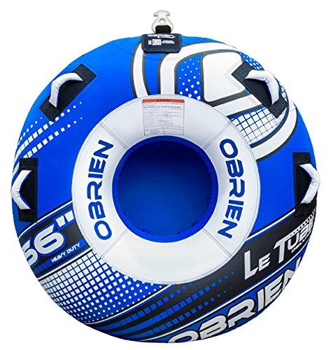 Obrien Le Tube Deluxe – Wasserreifen, Wasserring, Tube /Für 1 Pers. / ca. 142cm Durchmesser günstig