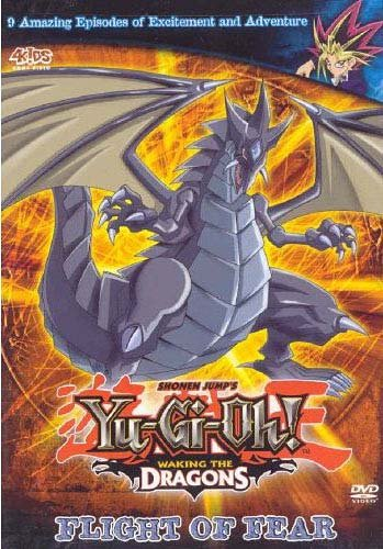 Yu-Gi-Oh - Waking The Dragons - Flight of Fear Season 4 Vol.3 [Region 1] [NTSC] [US Import]