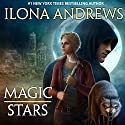 Magic Stars: Grey Wolf, Book 1 Audiobook by Ilona Andrews Narrated by Jeffrey Kafer