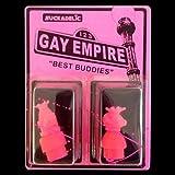 Suckadelic Gay Empire Best Buddies Bert & Ernie Resin Figures Sucklord SDCC 2013