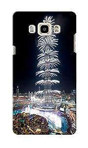 CimaCase Burj Khalifa Designer 3D Printed Case Cover For Samsung Galaxy J7 2016