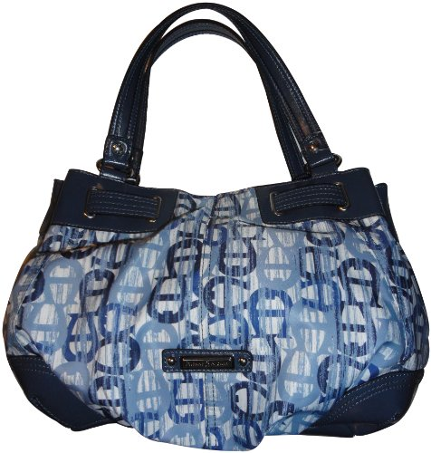 Women's Etienne Aigner Purse Handbag Cassidy Nylon Large Tote Collection Marina