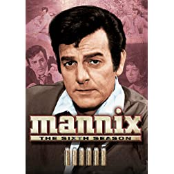 Mannix: Sixth Season