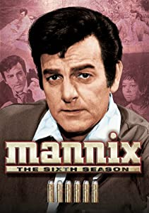 Mannix: The Sixth Season