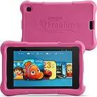 Fire HD 6 Kids Edition, 6 HD Display, Wi-Fi, 8 GB, Pink Kid-Proof Case