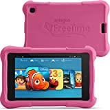 Fire HD 6 Kids Edition, 6 HD Display, Wi-Fi, 8 GB, Pink Kid-Proof Case