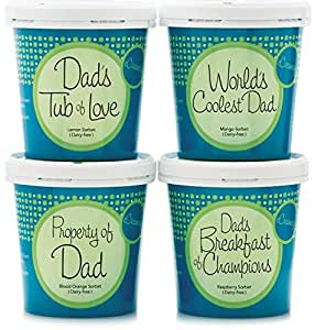 eCreamery Father's Day Sampler Pack -Sorbetto