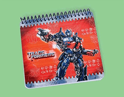 notepad transformers 3