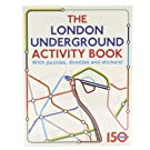 The London Underground Activity Book (Paperback)