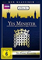 Yes Minister - Die komplette Serie + Yes, Prime Minister - Staffel 1