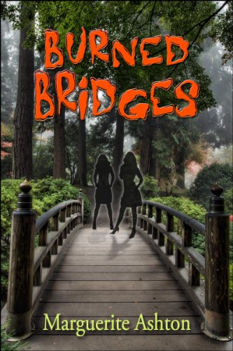 Burned Bridges (The Crossing Mystery Series)