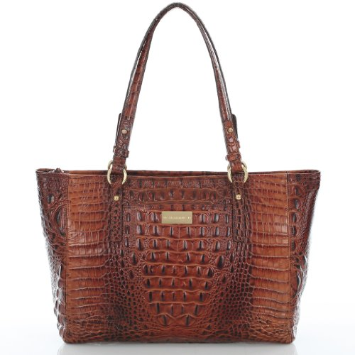 Medium Arno Tote<br>Pecan Melbourne