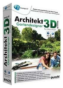 Architekt Gartendesigner 3D - Version X5 (MAC)