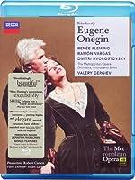 Tchaikovsky: Eugene Onegin (The Metropolitan Opera HD) [Blu-ray] [Import]