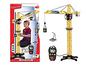 Dickie Toys Remote Controlled Giant Crane