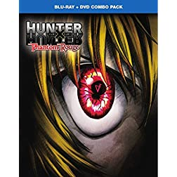 Hunter x Hunter: Phantom Rouge [Blu-ray]