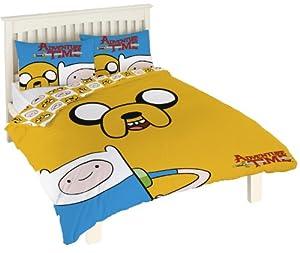Adventure Time Jake Double Duvet Cover Set
