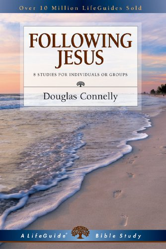 Following Jesus (Lifeguide Bible Studies) PDF