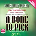 A Bone to Pick: An Aurora Teagarden Mystery Audiobook by Charlaine Harris Narrated by Therese Plummer