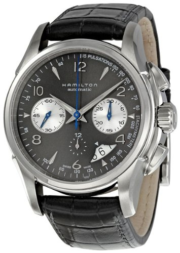 Hamilton Men's H32656785 Jazzmaster Chronograph Watch
