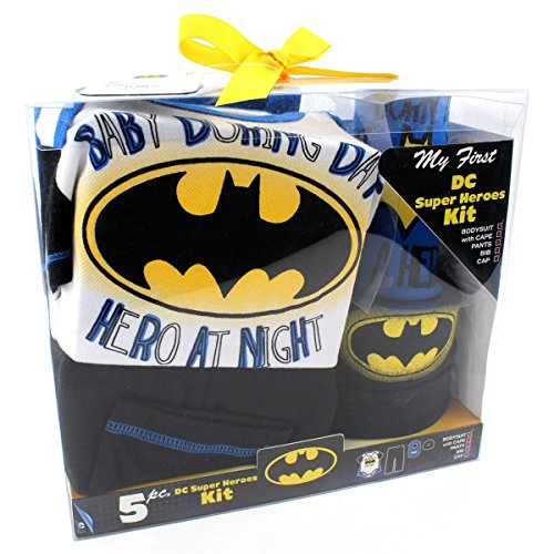 Batman-My-First-DC-Comics-Super-hros-Coffret-cadeau