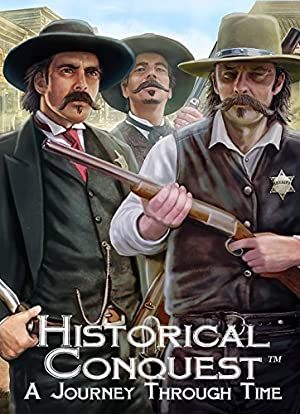 Historical Conquest Playing Cards (CCG) - Wild West Booster Pack by Historical Conquest