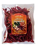 Thai Red Chillies Sun Dried 80g (2.80 oz) Product of Thailand