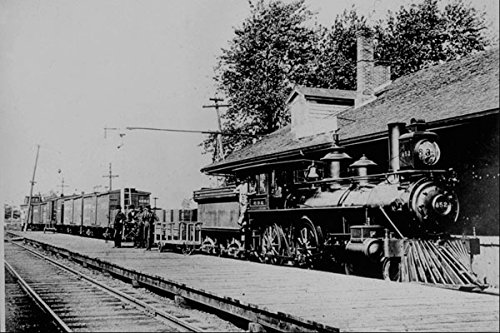 552046-grand-trunk-locomotive-oakville-ont-c1890-pa149398-a4-photo-poster-print-10x8