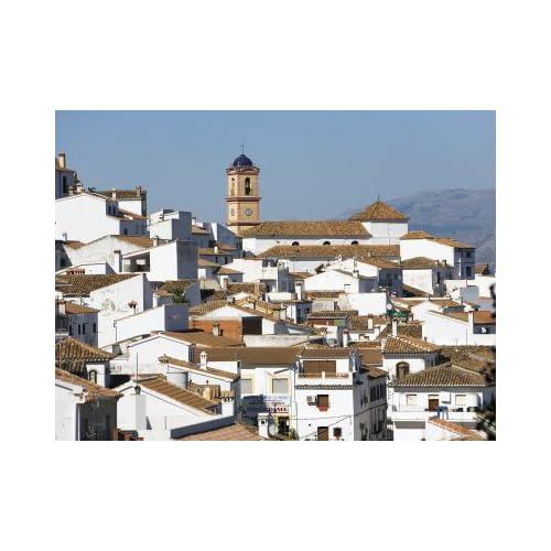 Nuestra Senora Del Rosario Church, Algatocin, Andalucia