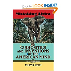 Downloads Mistaking Africa: Curiosities and Inventions of the American Mind, Second Edition e-book