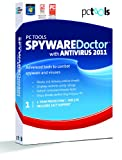 PC Tools Spyware Doctor with AntiVirus 2011 (1 User/1 PC)