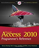 img - for Access 2010 Programmer's Reference book / textbook / text book