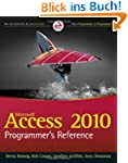 Access 2010 Programmer's Reference (W...