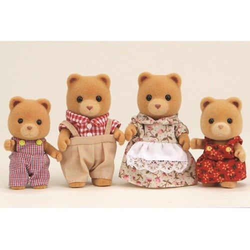 Sylvanian Families 3112 - Marmeladenbären Familie Honigmayer