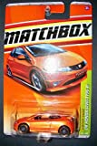 Matchbox 2011 Metro Rides 29 of 100 '08 Honda Civic Type R (Orange)