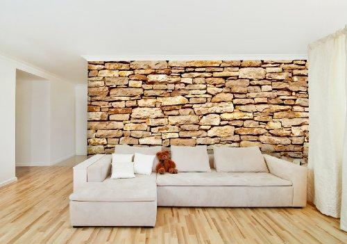 fototapete castle stonewall in verschiedenen gr en als papiertapete oder vliestapete w hlbar. Black Bedroom Furniture Sets. Home Design Ideas