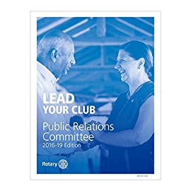 Lead Your Club: Public Relations Committee