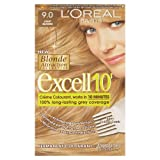 L'Oreal Paris Excell 10 Light Blonde Hair Colourant 9.0