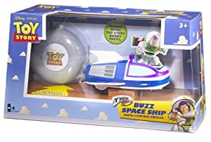 TYCO R/C Toy Story 3 Buzz Space Ship Radio Control Vehicle
