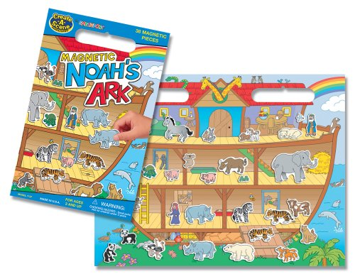 Smethport Create-a-Scene - Noahs Ark