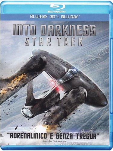 Into darkness - Star Trek(3D+2D) [Italia] [Blu-ray]