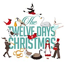 The Twelve Days of Christmas Audiobook by Roger William Wade Narrated by Brenda Markwell, Robin Markwell