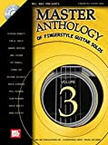 img - for Mel Bay Master Anthology Of Fingerstyle Guitar Solos by Stephen Bennett & Stephen Rekas (2005-07-07) book / textbook / text book