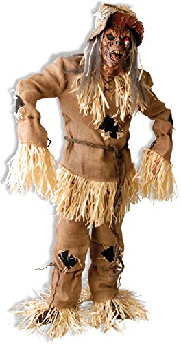 Forum Novelties Men's Mega Scarecrow Deluxe Adult Costume