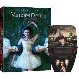 Vampire Diaries - Saisons 1 et 2 [Édition Limitée]