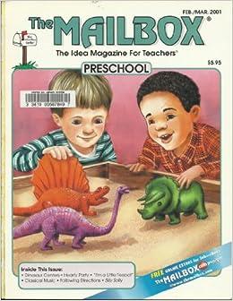 mailbox preschool magazine the mailbox idea magazine for teachers preschool feb mar 318