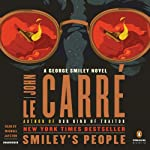 Smiley's People: A George Smiley Novel (       UNABRIDGED) by John le Carré Narrated by Michael Jayston